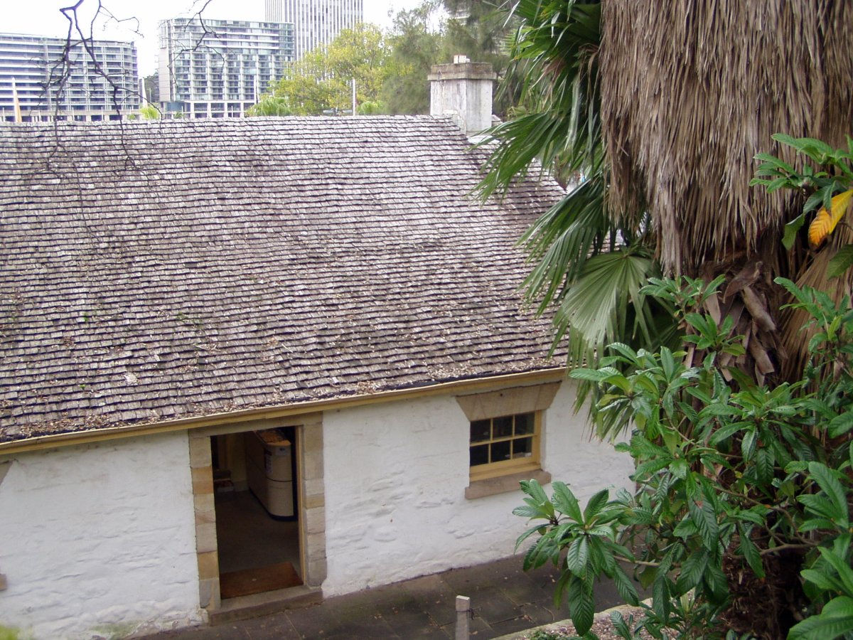 Nejstarší dům v Sydney