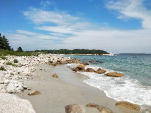 Crystal Crescent Beach
