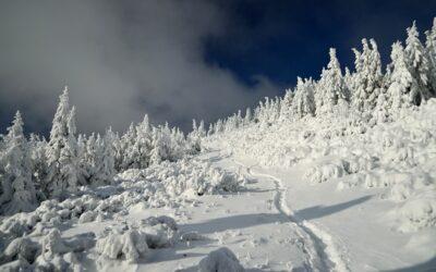 Hike across Nízké Tatry