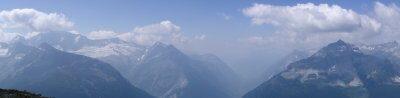 Národní park Glacier, Jasper a cesta do Vancouveru